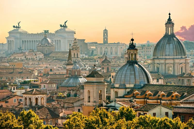 Italia Essencial: Roma, Florença & Veneza