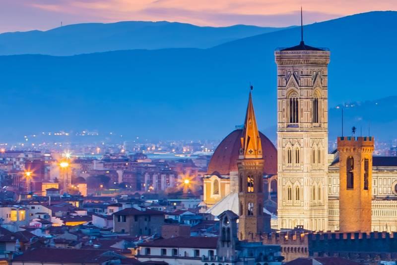 Florença com Uffizi & Accademia