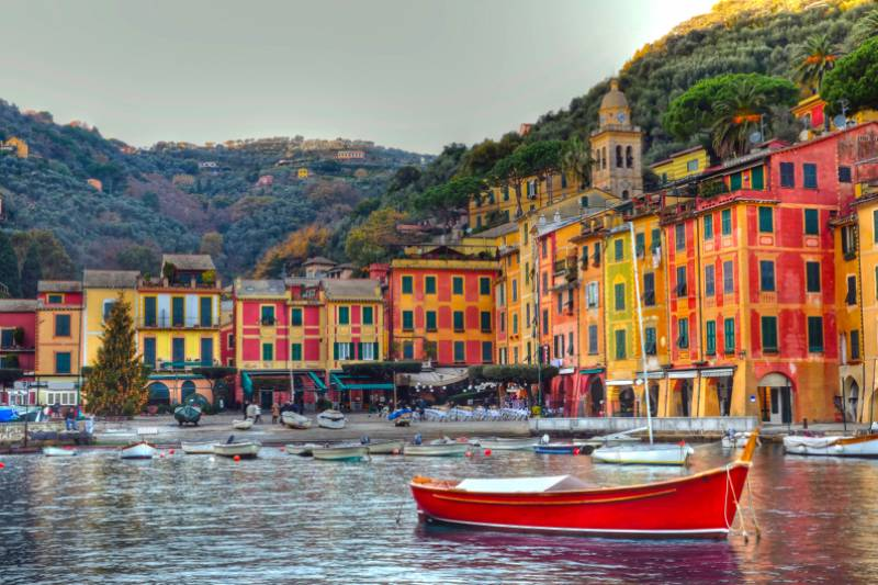 Cinqueterre, Piedmont & Milan from Florence
