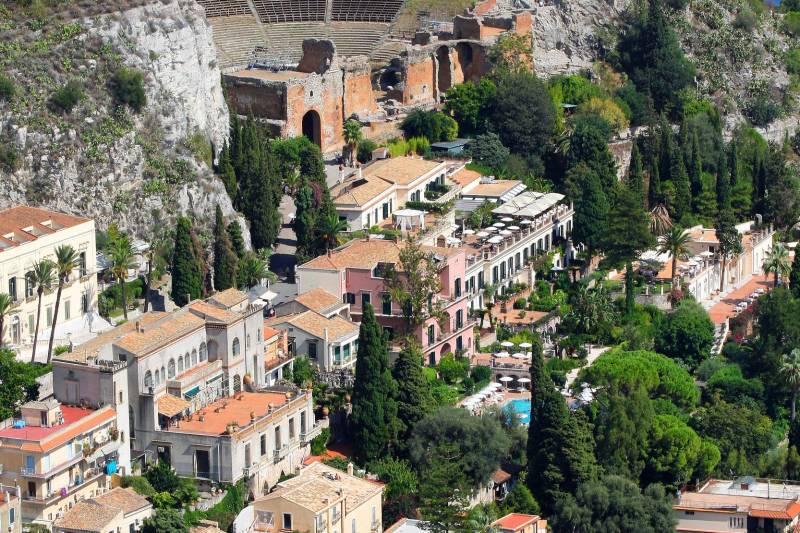 Sicily from Palermo to Taormina