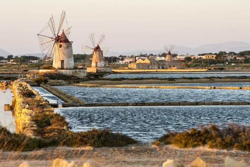 Slow Drive: Sicilia