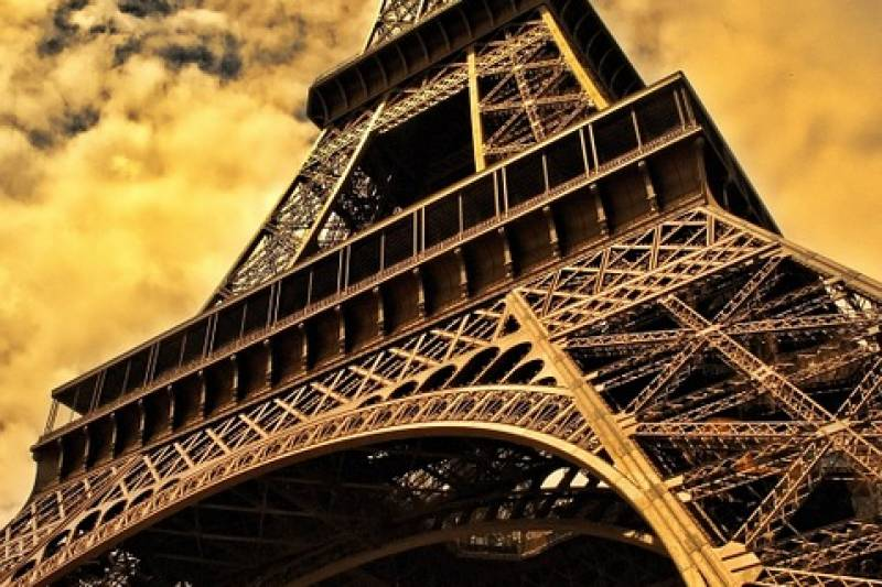 In Love with Paris