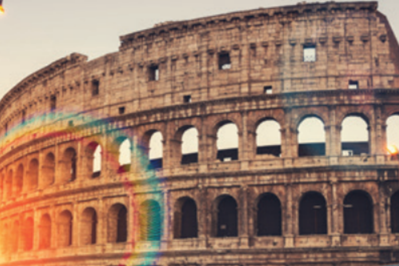 Coliseu, Forum Romano e Monte Palatino- Tarde