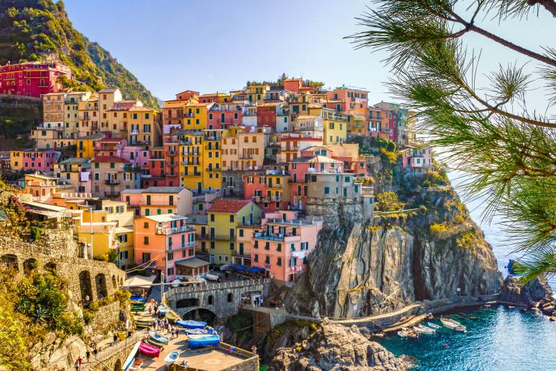 Heart of Italy with Cinque Terre