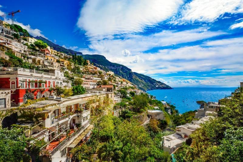 Easy Amalfi drive: Ravello & Amalfi