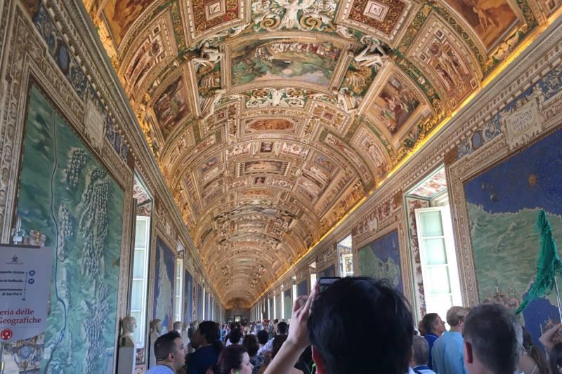 Vaticano: Museus, Capela Sistina  & Basílica de São Pedro