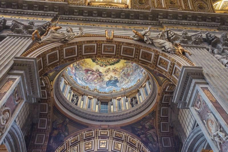 Museus do Vaticano, Capela Sistina e Roma barroca
