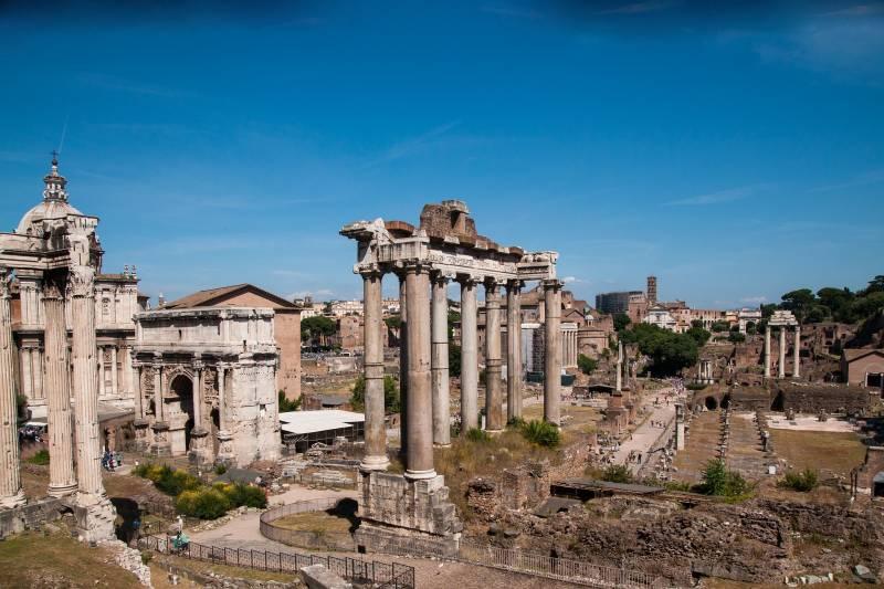 Roma Imperial para crianças