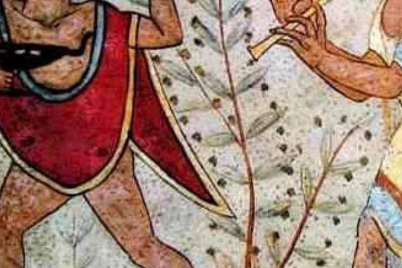 A civilização Etrusca: Tarquinia
