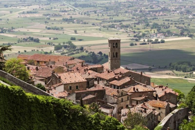 Easy Arezzo & Cortona