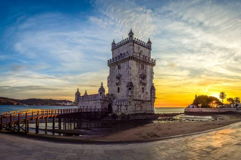 Lisbon, Fátima, Aveiro and Oporto