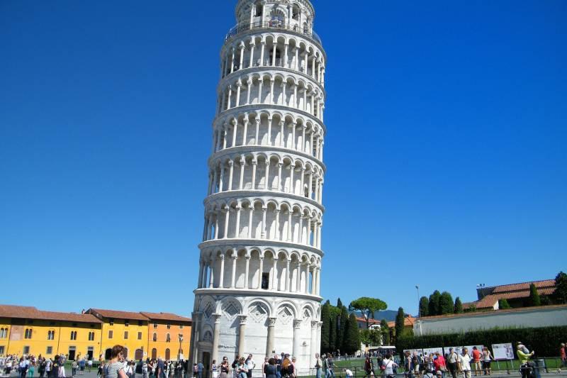 Cinqueterre & Pisa
