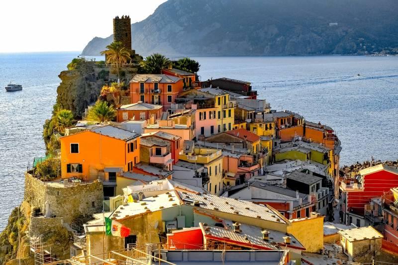 Easy Cinque Terre