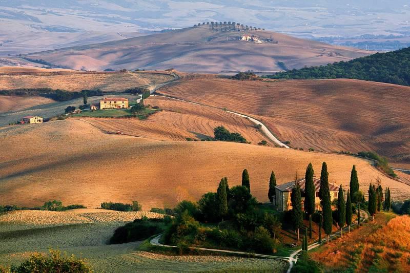 Slow Drive: Pure Tuscany