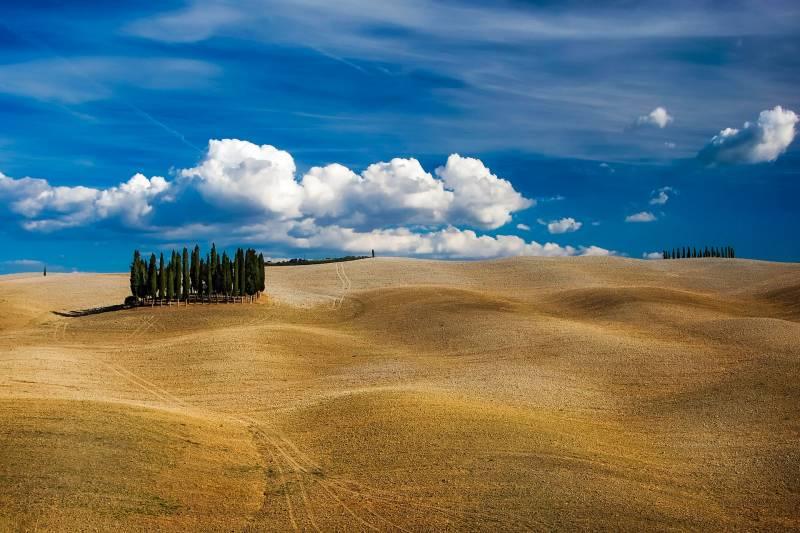 Slow Drive: Pure Tuscany VIP